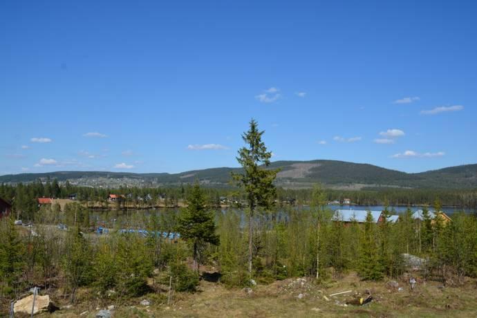 Bild: tomt på Ormbunksvägen 6, Bergs kommun Klövsjö