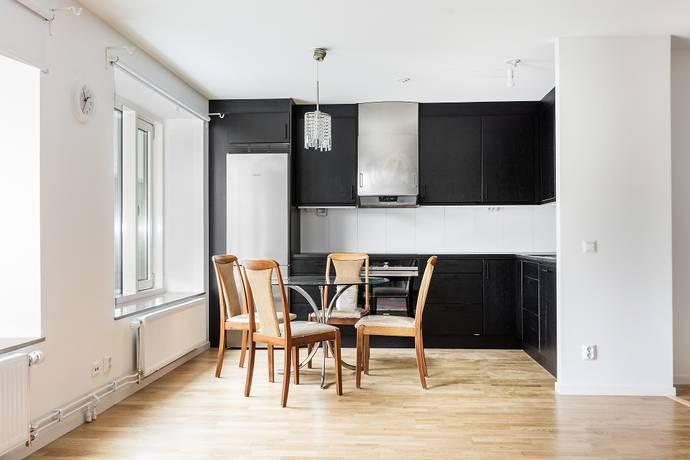 Bild: 2 rum bostadsrätt på Borgarfjordsgatan 21B, Stockholms kommun Kista