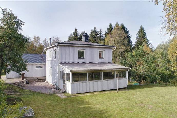 Bild: 4 rum villa på Bölevägen 35, Hudiksvalls kommun Näsviken