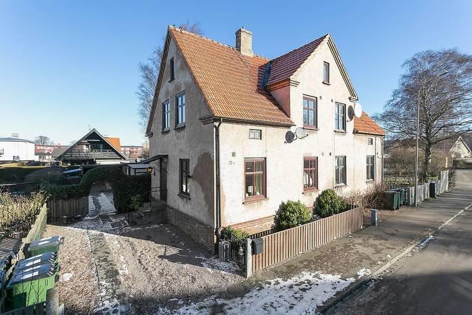 Bild: 3 rum villa på Långgatan 39A, Höganäs kommun