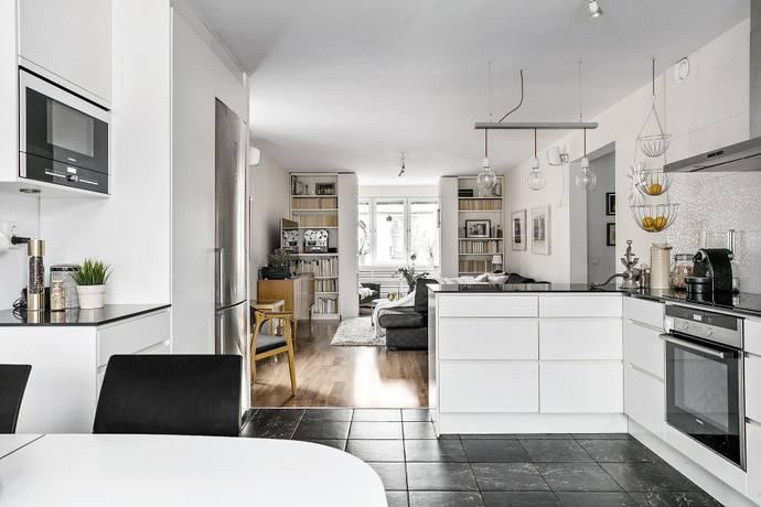 Bild: 3 rum bostadsrätt på Arbetargatan 23 A, 5tr, Stockholms kommun Kungsholmen