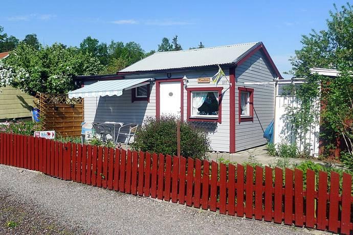 Bild: 3 rum fritidshus på Ådala koloniområde. Bellisvägen tomt 207 Johannelund., Linköpings kommun Ådala koloniområde