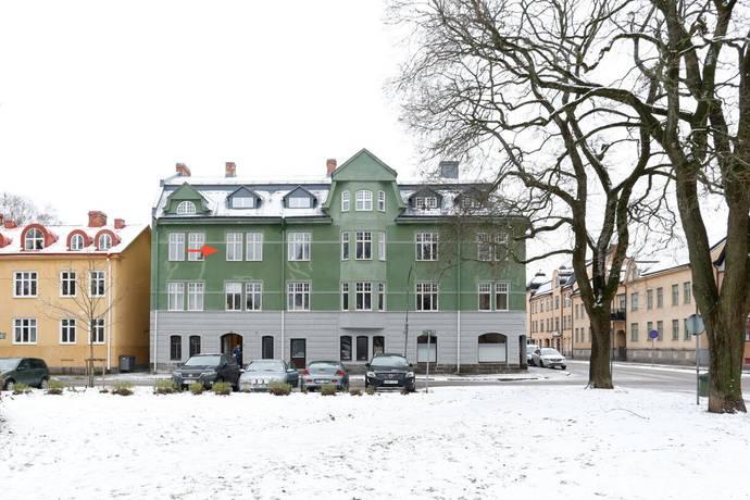 Bild: 1 rum bostadsrätt på Malmplan 2, Örebro kommun Väster