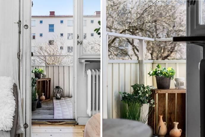 Bild: 1 rum bostadsrätt på Fålhagsleden 3 C, Uppsala kommun Fålhagen