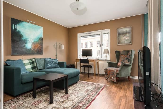 Bild: 1 rum bostadsrätt på Brunnshusgatan 22 A, Härnösands kommun