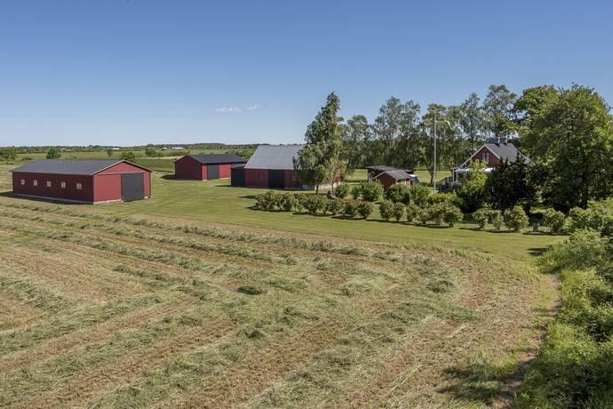 Bild: 3 rum gård/skog på Mästerby Ringome 410, Gotlands kommun Mästerby