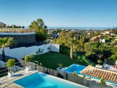 Bild: 4 rum villa på Villa, Marbella - San Pedro - Costa del Sol, ES, Spanien San Pedro de Alcantara