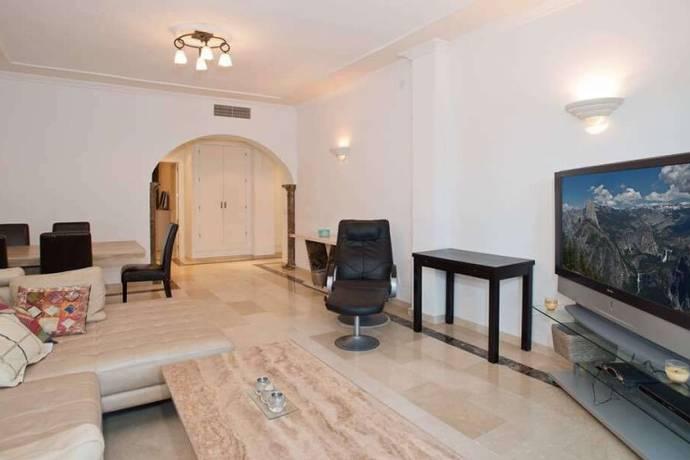 Bild: 3 rum bostadsrätt på Lägenhet i Marbella, Costa del Sol, Spanien Marbella