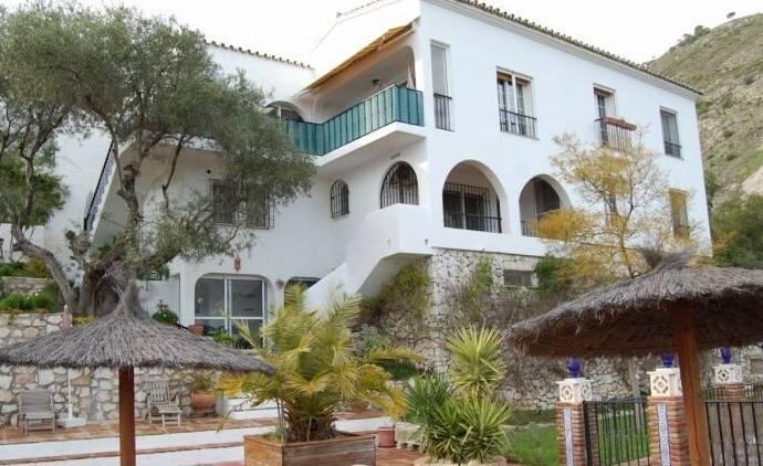 Bild: 8 rum villa på V5658-SSC, Spanien Mijas