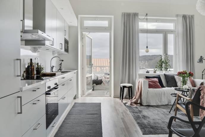 Bild: 3 rum bostadsrätt på Ebbe Lieberathsgatan 16C, Göteborgs kommun Fredriksdal/Johanneberg