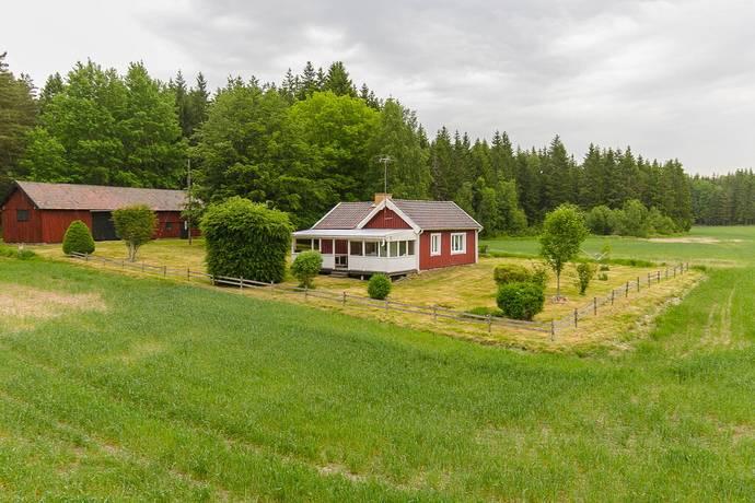 Bild: 2 rum fritidshus på Nyängen 1, Lidköpings kommun
