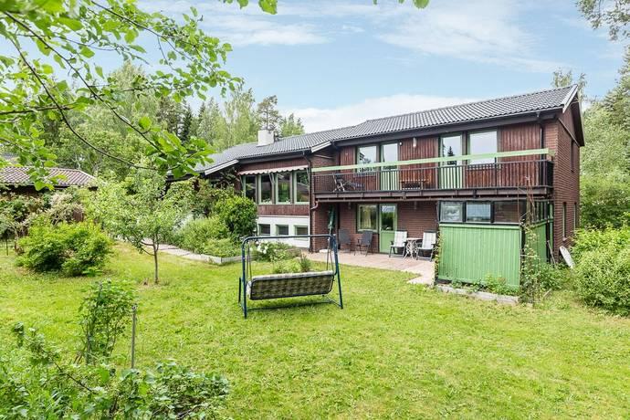 Bild: 7 rum villa på Yrvädersgatan 32, Gävle kommun Andersberg