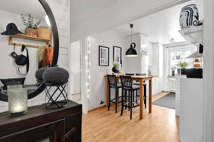 Bild: 3 rum bostadsrätt på Kungsgatan 17B, Umeå kommun Umeå Centrum