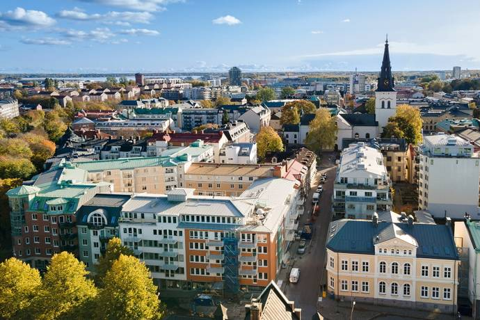 Bild från Tingvallastaden - Brf Lagberget