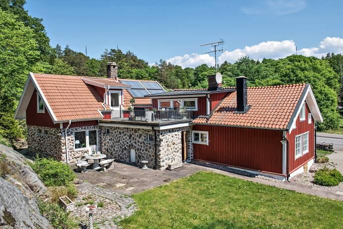 Bild: 8 rum villa på Gamla Särövägen 231, Kungsbacka kommun Kullavik