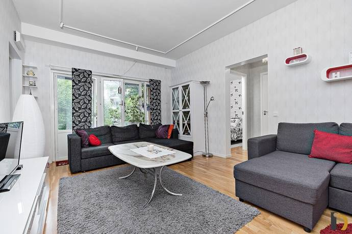 Bild: 4 rum bostadsrätt på Olof Palmes gata 11, Umeå kommun Dragonfältet centralt