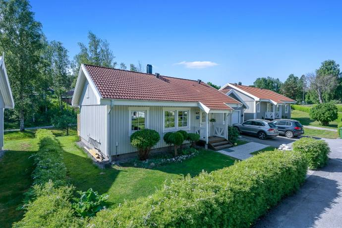 Bild: 3 rum villa på Permyrsvägen 4, Strömstads kommun