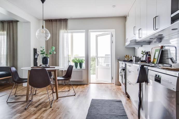 Bild: 2 rum bostadsrätt på Arboretumgatan 5, Varbergs kommun