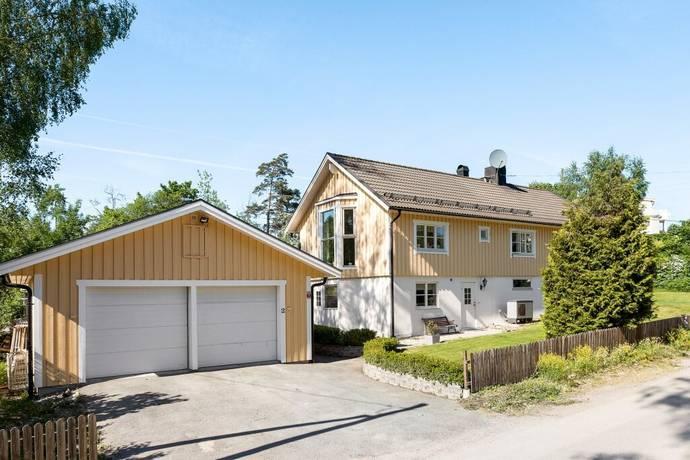 Bild: 7 rum villa på Merkuriusvägen 2, Huddinge kommun Solgård