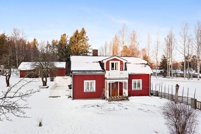 Bild: 4 rum villa på Kyrkvägen 5, Söderhamns kommun