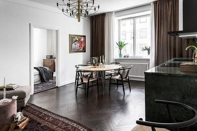 Bild: 3 rum bostadsrätt på Hagagatan 30, ½ tr, Stockholms kommun Vasastan