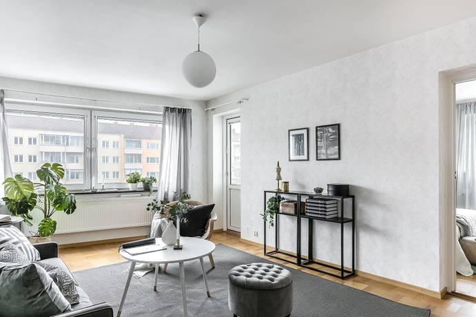 Bild: 2 rum bostadsrätt på Eriksdalsgatan 5A, Malmö kommun Katrinelund