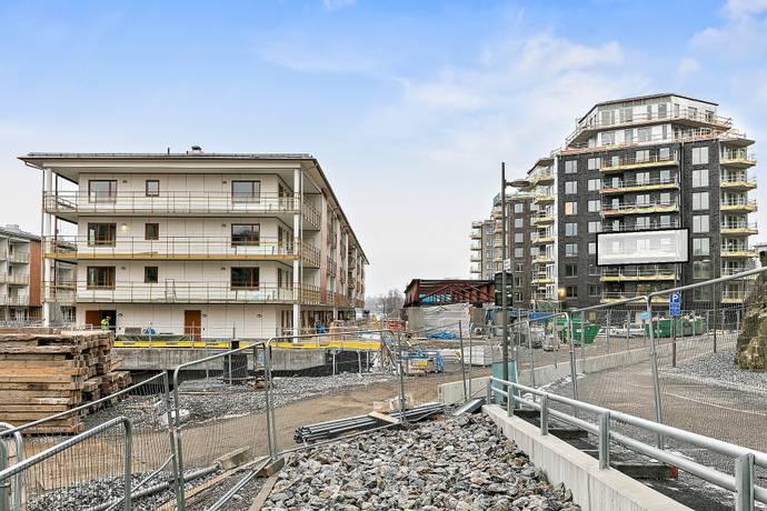 Bild: 2 rum bostadsrätt på Finnboda Kajväg 6, 3tr, Nacka kommun Finnboda Hamn