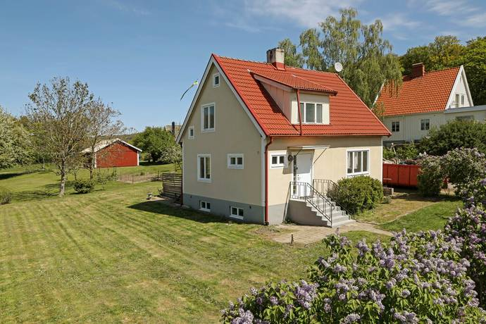 Bild: 4 rum villa på Bokesliden 83, Båstads kommun Förslöv