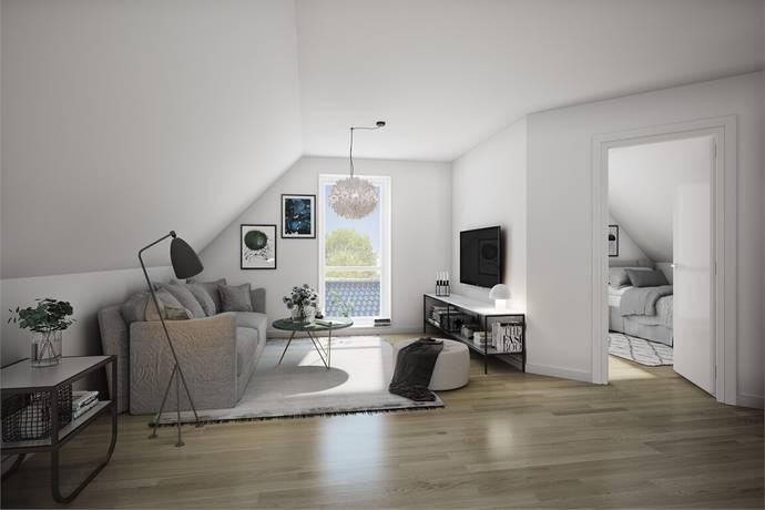 Bild: 6 rum radhus på Södersätravägen 9A, Sollentuna kommun Väsjön