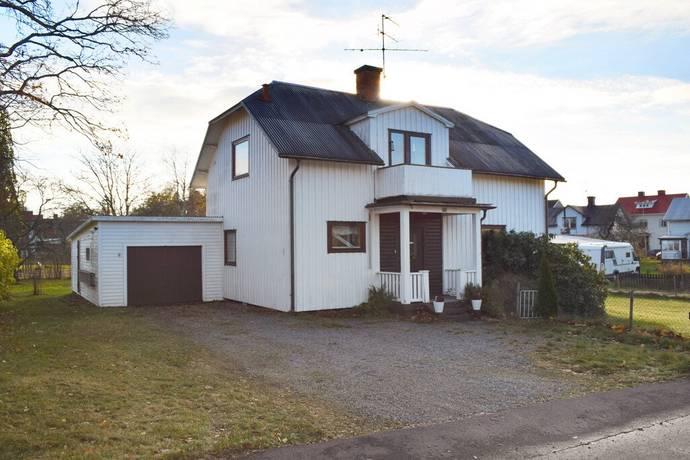 Bild: 3 rum villa på Trädgårdsgatan 30, Säffle kommun Säffle