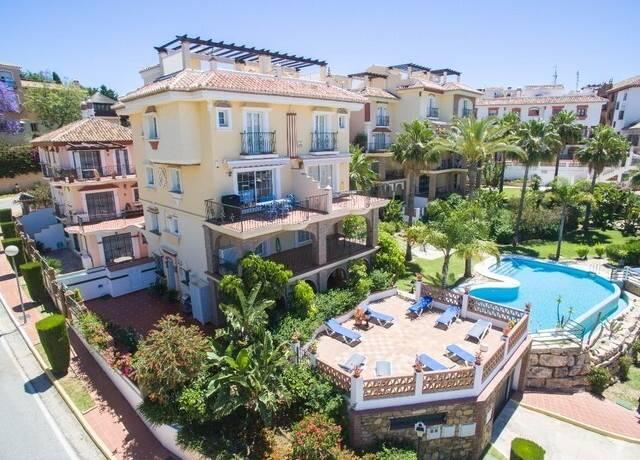 Bild: 4 rum bostadsrätt på Mijas Golf/Costa del Sol, Spanien Mijas Golf/Costa del Sol