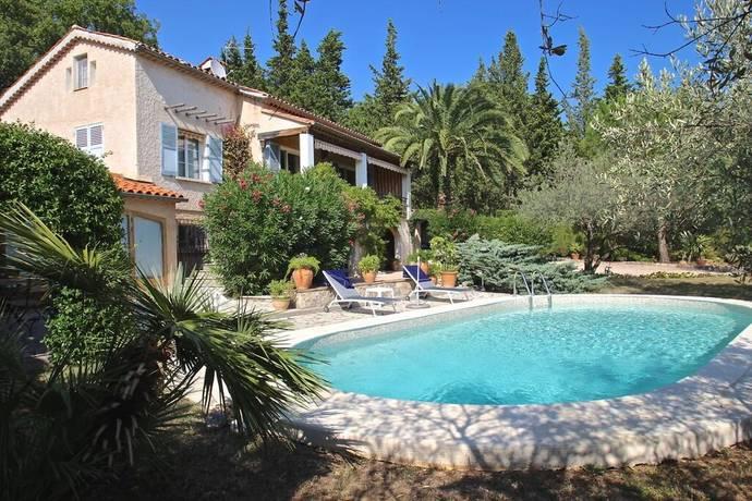 Bild: 8 rum fritidshus på Fayence, Frankrike Franska Rivieran