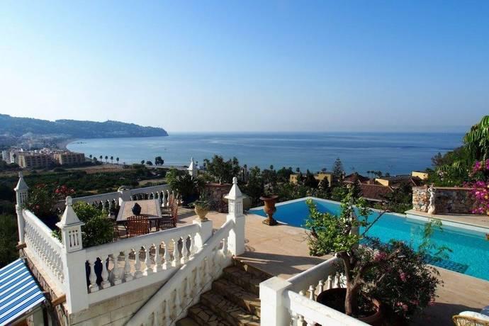 Bild: 6 rum villa på ALMUNECAR La Herradura, Spanien Costa Tropical