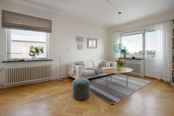 Bild: 2 rum bostadsrätt på Hallebergsvägen 24, Stockholms kommun Bromma Traneberg