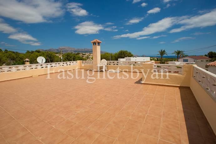 Bild: 5 rum villa på Villa nära Norska Skolan!, Spanien Alfaz del Pi | Costa Blanca