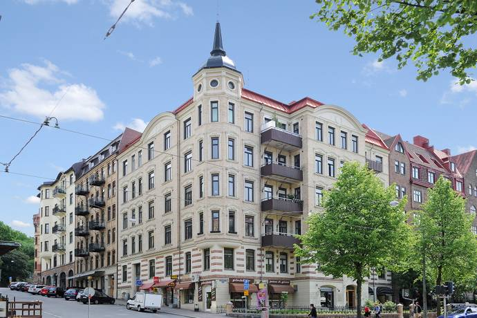 Bild: 3 rum bostadsrätt på Linnégatan 40, Göteborgs kommun Linnéstaden