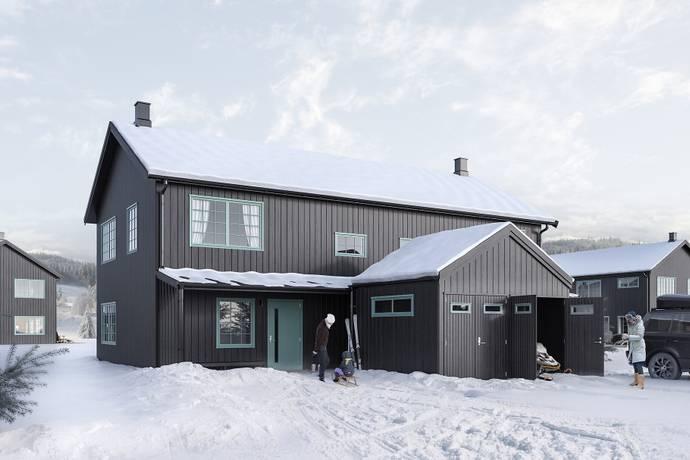 Bild från Lindvallen - Brf Spårvyn Fjällby 1