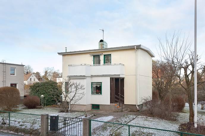 Bild: 4 rum villa på Tellusvägen 45, Kalmar kommun Berga