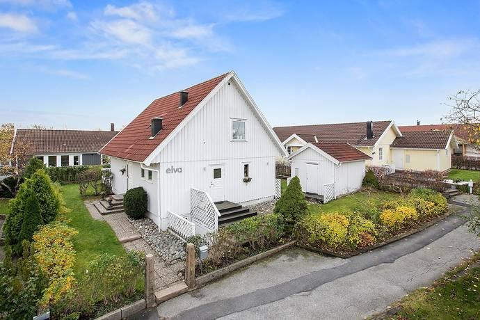 Bild: 5 rum villa på Nyponvägen 11, Lysekils kommun Lysekil
