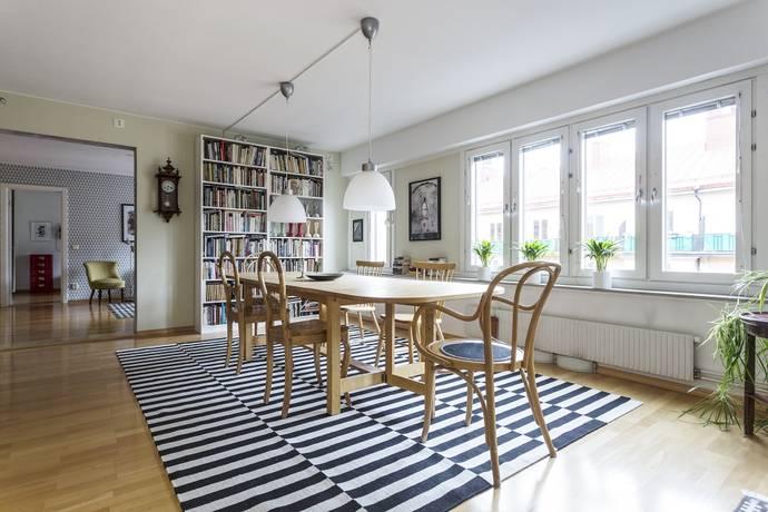 Bild: 5 rum bostadsrätt på Folkungagatan 58, 5 tr, Stockholms kommun Södermalm Katarina