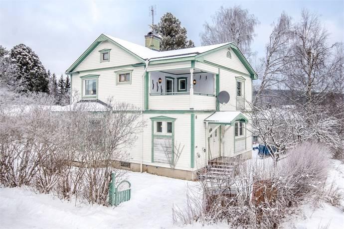 Bild: 6 rum villa på Hallstavägen 8, Sollefteå kommun Centralt