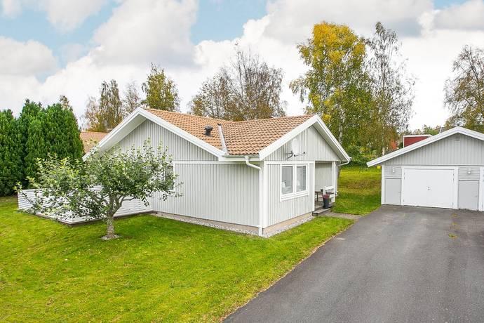 Bild: 4 rum radhus på Grengatan 6, Mullsjö kommun Bosebygd