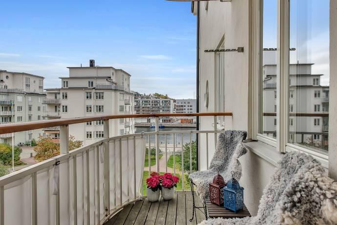 Bild: 3 rum bostadsrätt på Tegelviksgatan 61, 5tr, Stockholms kommun Södermalm