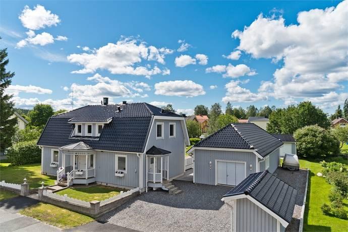 Bild: 5 rum villa på Östra Grubbgatan 7, Skellefteå kommun Sunnanå