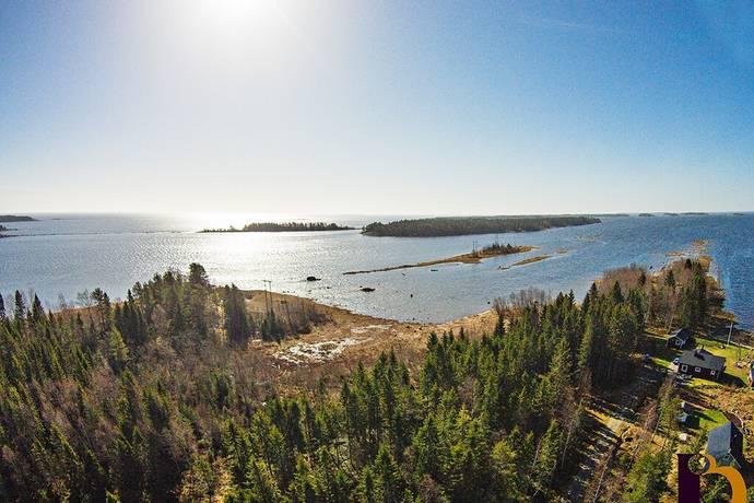 Bild: tomt på Murningsgrundet 22k, Umeå kommun Norrbyn/Murningsgrundet