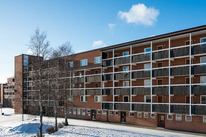 Bild: 2 rum bostadsrätt på Stenhuggargränd 1, Östersunds kommun Lugnvik