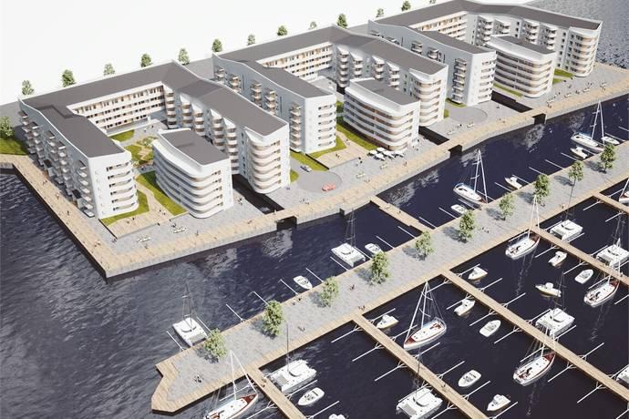 Bild från Centrum - Kuststad - Etapp 3