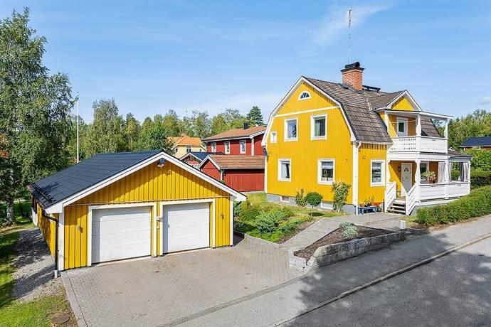 Bild: 4 rum villa på  Björktjäravägen 45, Skogsvägen 60, Bollnäs kommun Björktjära