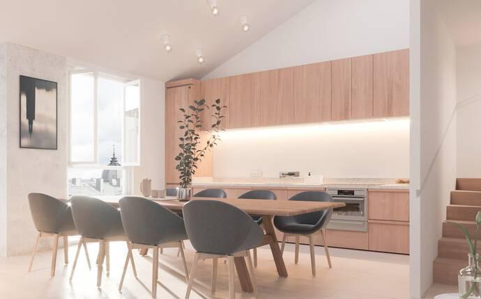 Bild: 4 rum bostadsrätt på Drottninggatan 112, 133 kvm, Stockholms kommun Norrmalm-City