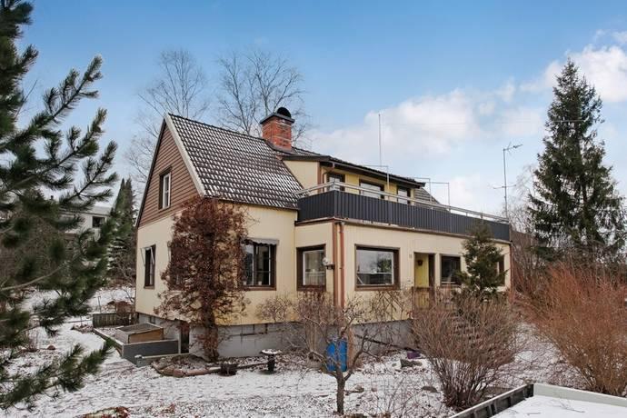 Bild: 5 rum villa på Skördevägen 18, Huddinge kommun Segeltorp